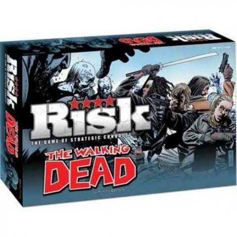 Walking Dead Risk (version en español)
