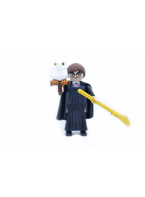 Harry Potter Inspirado Playmobil