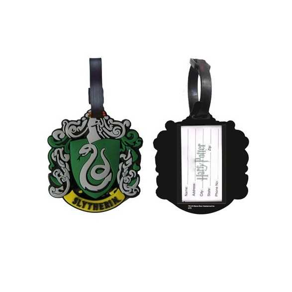 Etiqueta de l'equipatge Slytherin - Harry Potter