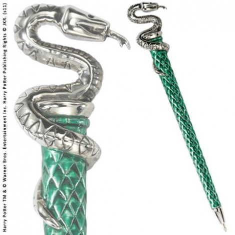 Bolígrafo Slytherin - Harry Potter