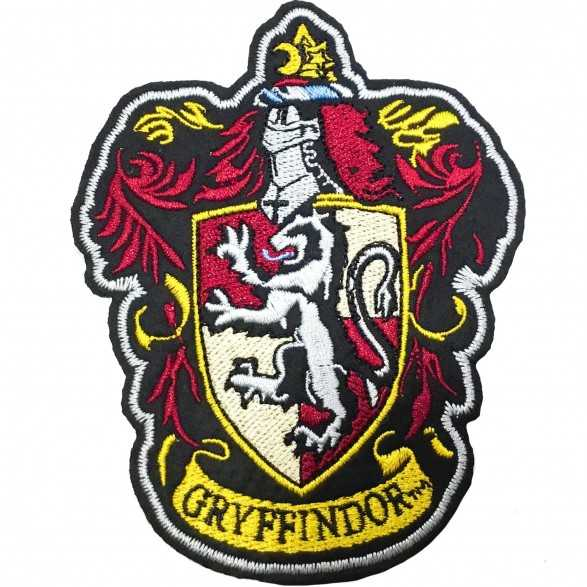 Parche Deluxe Gryffindor - Harry Potter