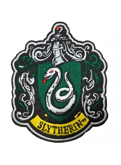 Parche Deluxe Slytherin - Harry Potter