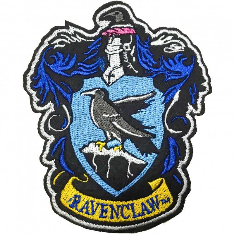 Patch deluxe serdaigle harry potter - Blason serdaigle ...