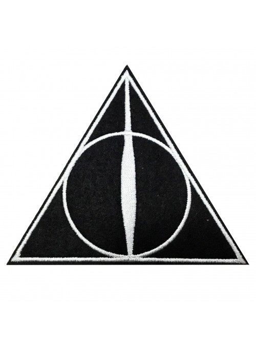 Patch Deluxe Deathly hallows - Harry Potter