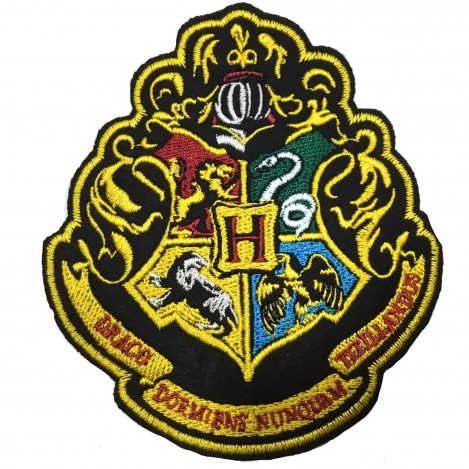 Parche Deluxe Hogwarts - Harry Potter