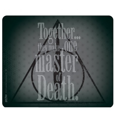 Mousepad Relíquias of the Death - Harry Potter