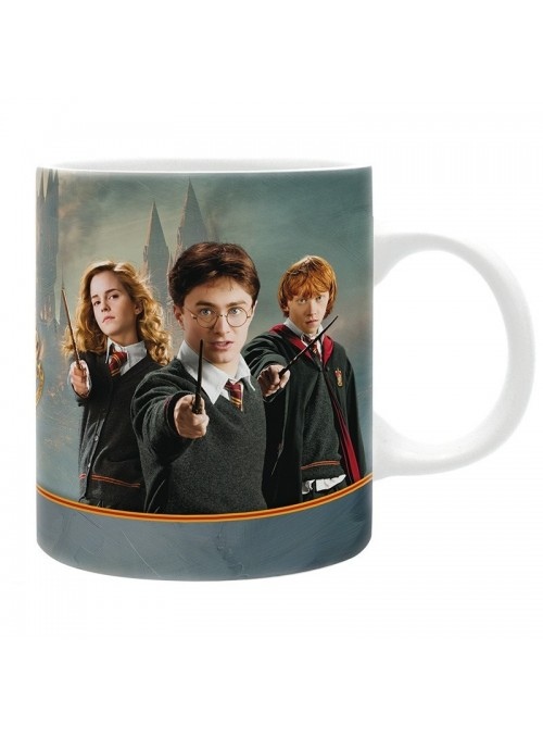 Taza Harry Potter, Hermione y Ron - Harry Potter