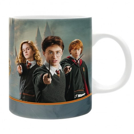 Taza Harry, Hermione y Ron