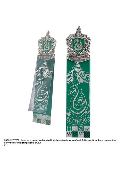 Marca-pàgines Slytherin - Harry Potter