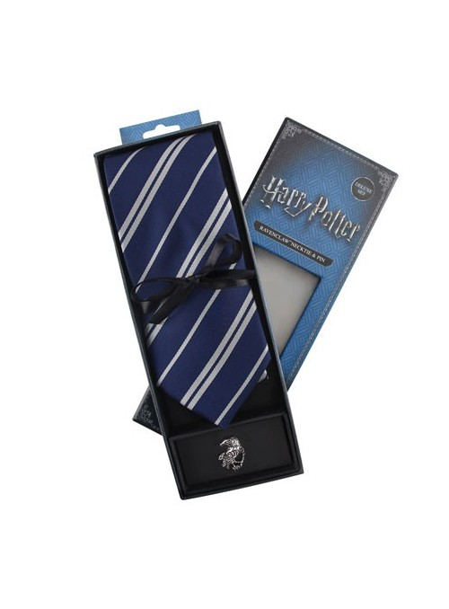 Tie Deluxe Ravenclaw with snap - Harry Potter
