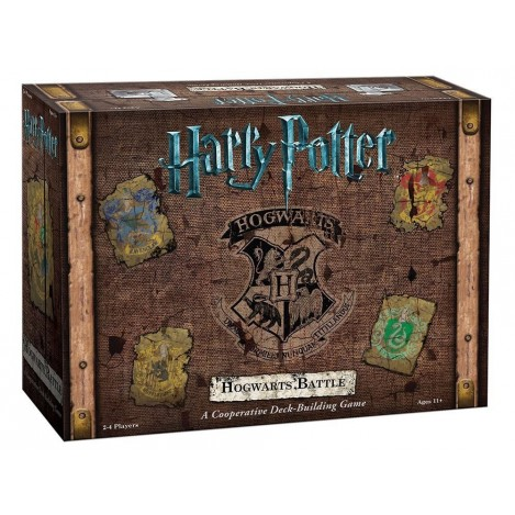 Juego Deck-Building Hogwarts Battle (INGLÉS) - Harry Potter