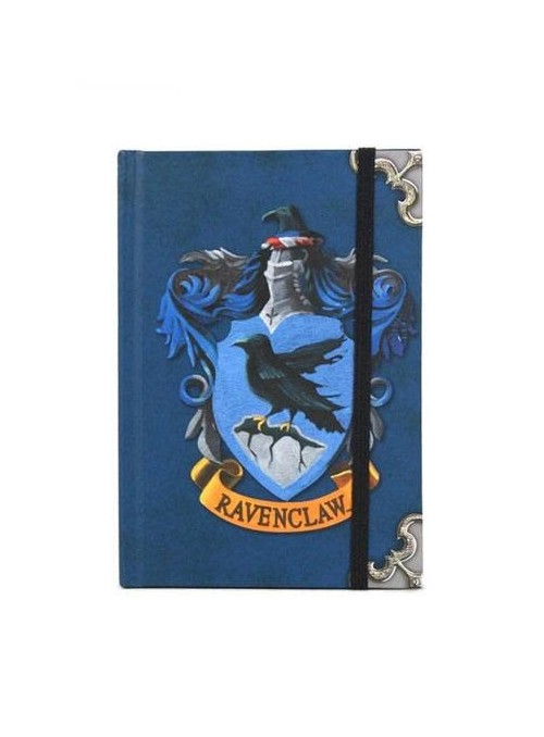 Libreta A6 Ravenclaw - Harry Potter
