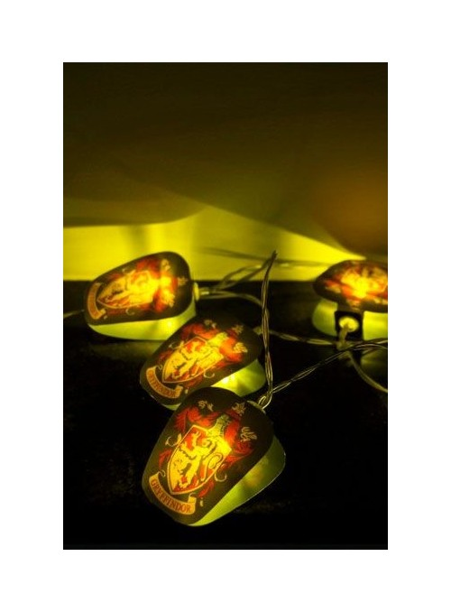 Set Luces Escudo Gryffindor - Harry Potter