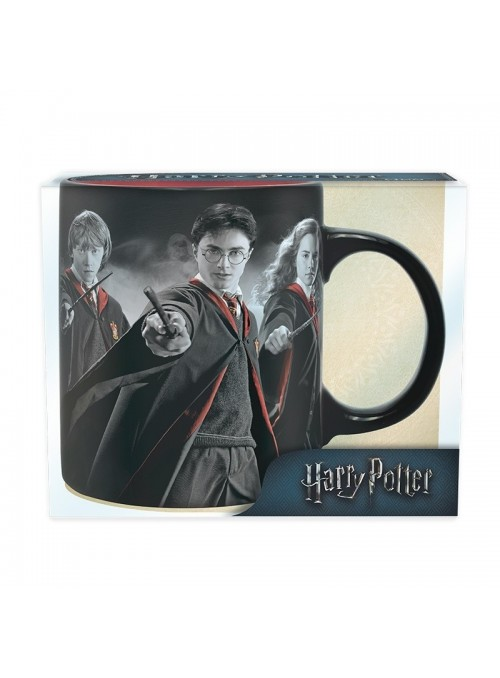 Taza Harry, Ron y Hermione - Harry Potter