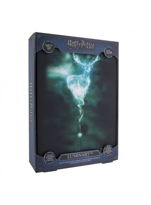 Luminart Patronus (Modelo 2) - Harry Potter