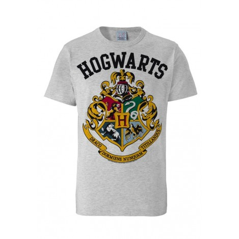 Camiseta ajustada Hogwarts - Harry Potter