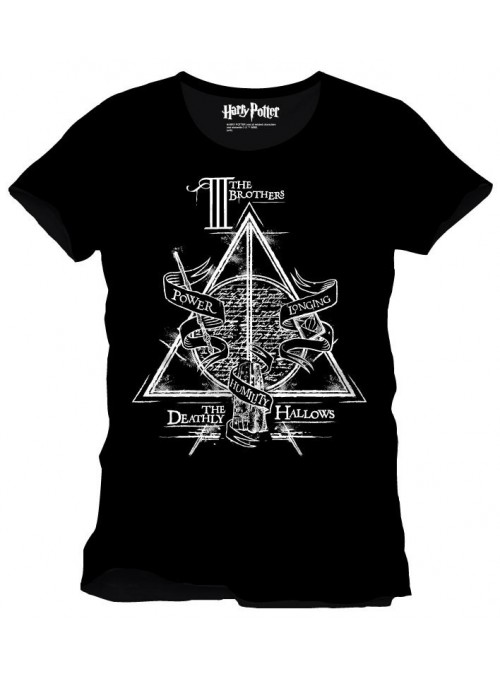 Camiseta The Brothers - Harry Potter