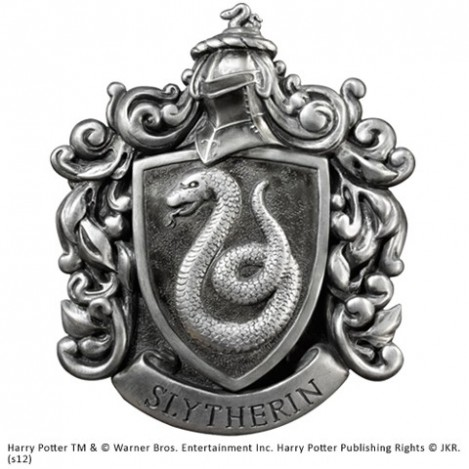 Escudo Slytherin- Harry Potter