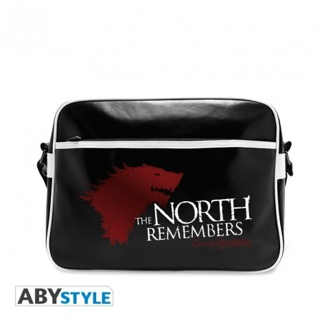 "Bandolera ""The North Remembers"" Vinilo - Juego de Tronos"