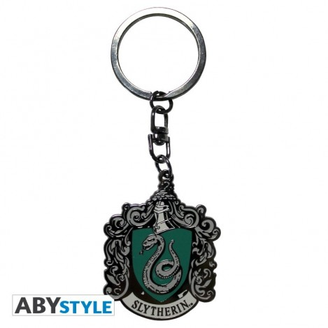 Llavero premium Slytherin - Harry Potter