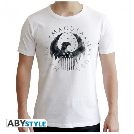 "T-shirt Man's ""MACUSA"" - Fantastic beasts and Where to Find them"