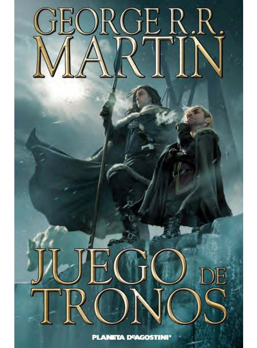 "Book ""a Game of Thrones 2"""