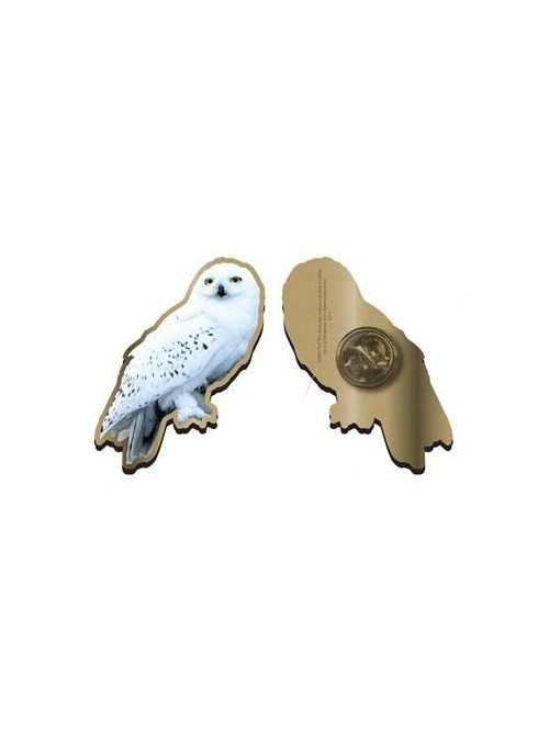 Pin Hedwig - Harry Potter