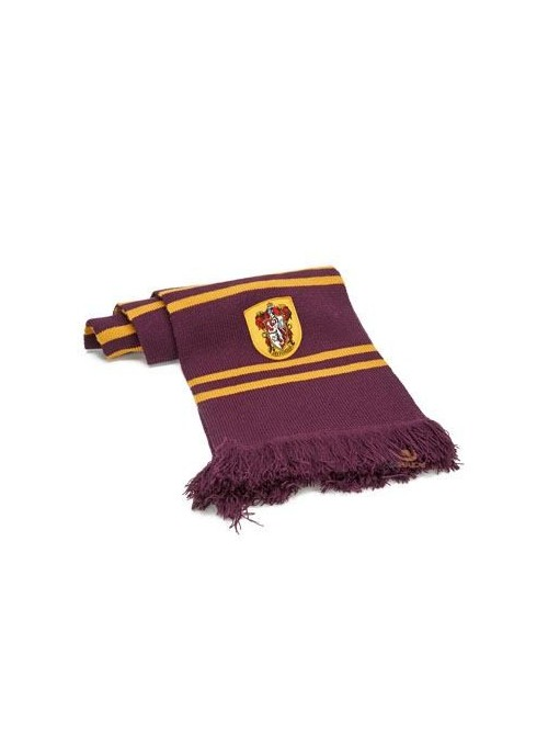 Scarf Gryffindor Shield, and Fringed 190cm - Harry Potter