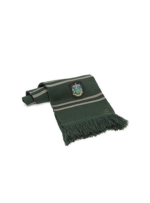 Mocador de Slytherin Escut i Fringed 190cm - Harry Potter
