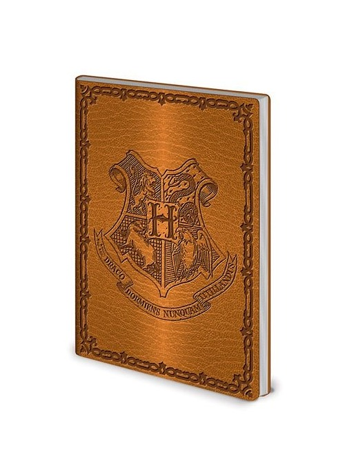 Libreta Flexi-Cover A5 Hogwarts - Harry Potter