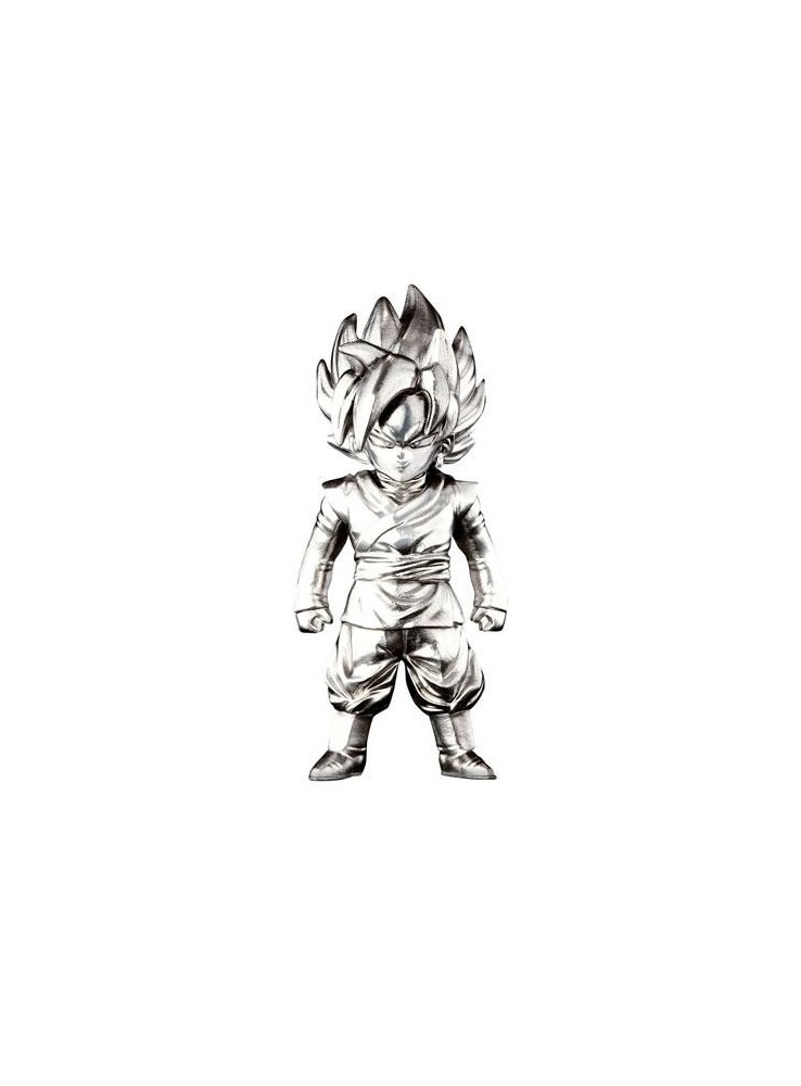 Figure Super Saiyan Goku Black 7 Cm Dragon Ball Z