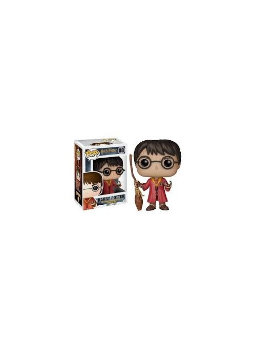 Figura POP Harry Quidditch - Harry Potter