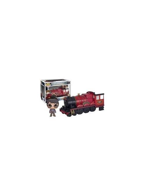 Figura POP Harry Hogwarts Express - Harry Potter