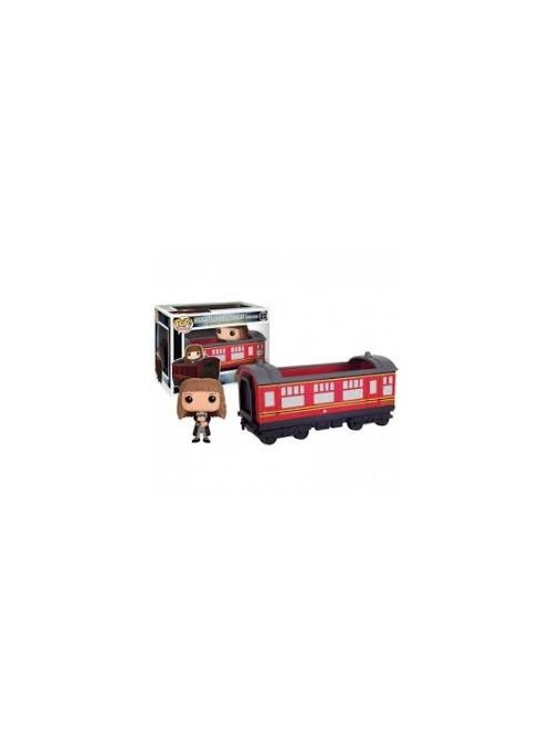 Figura POP Hermione Vagón Hogwarts Express - Harry Potter