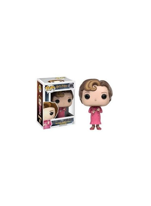Figure POP Dolores Umbridge - Harry Potter