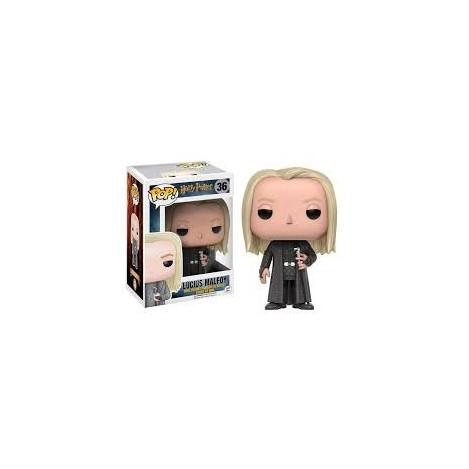 Figura Funko POP Lucius Malfoy - Harry Potter