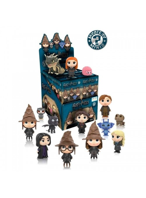 Figura Misteri Minis Assortiment - Harry Potter