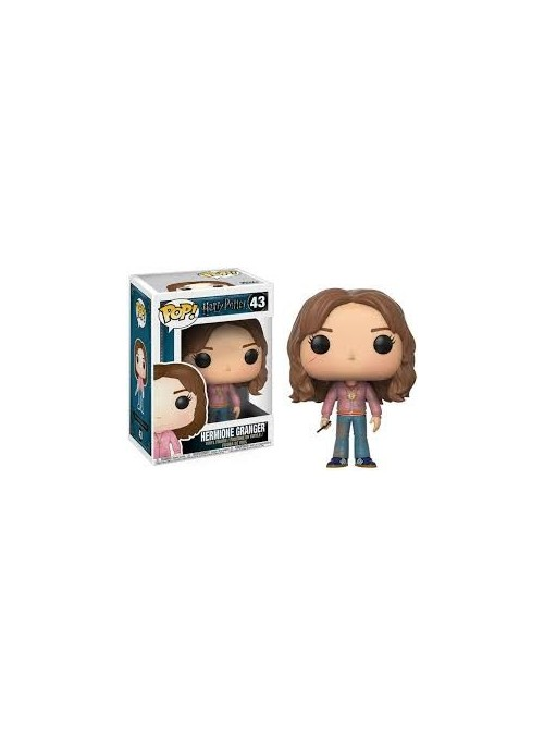 Figura POP Hermione Giratiempo - Harry Potter