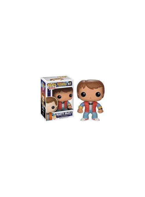 Figure POP Marty McFly - Back to the Future