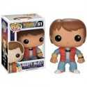 Figura POP Marty McFly - Regreso al Futuro