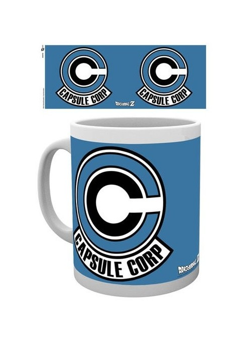 Cup Capsule Corp -Dragon Ball Z