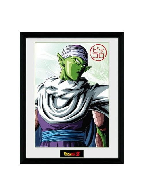 Póster Enmarcado Piccolo 45 x 34 cm- Dragon Ball Z