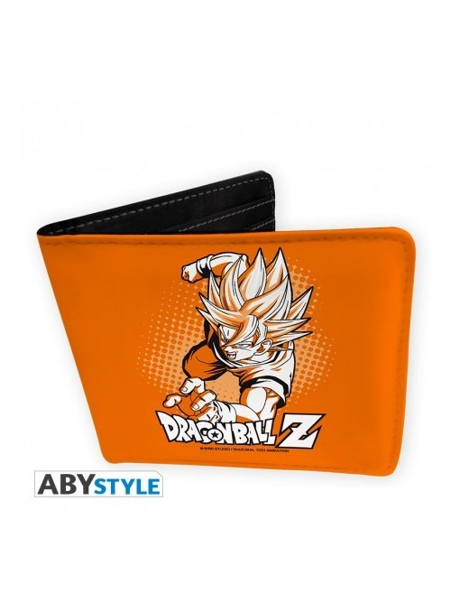 Cartera Goky Vinilo- Dragon Ball Z
