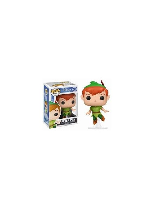 Figura POP Peter Pan Flying Exclusive - Disney