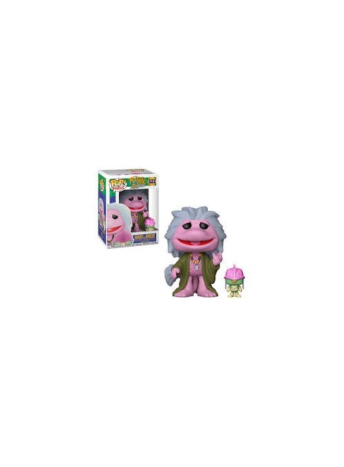 Figura POP Mokey & Doozer - Fraggle Rock