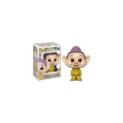 Figure POP played as a dwarf - snow White and the 7 Dwarfs