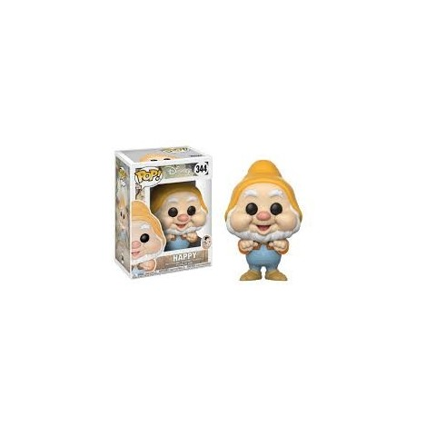 Figure POP - Happy- snow White and the 7 Dwarfs