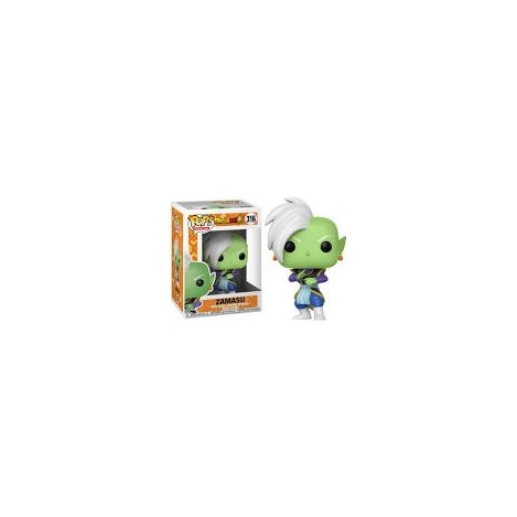 Figura Funko POP Super Zamasu - Dragon Ball