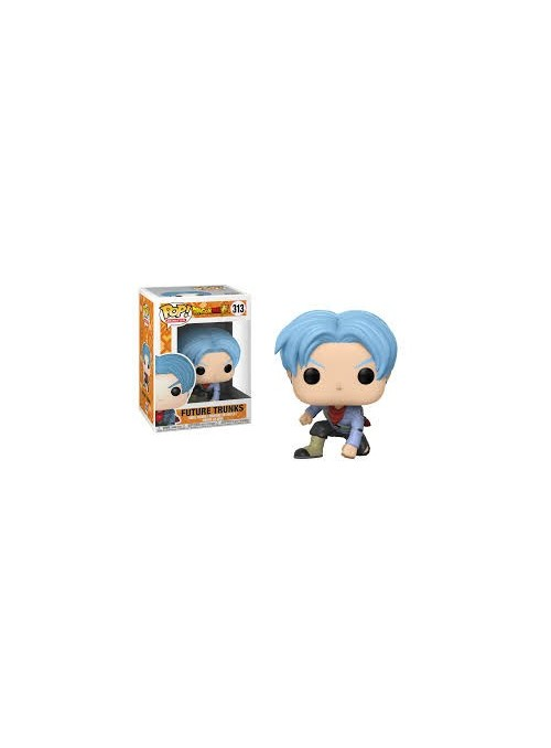Figura POP Super Future Trunks - Dragon Ball