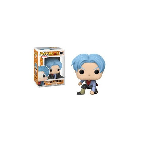 Figura Funko POP Super Future Trunks - Dragon Ball